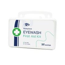 Workplace Eyewash First Aid Kit
