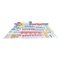 First Aid Refill Kit for 1-50 People