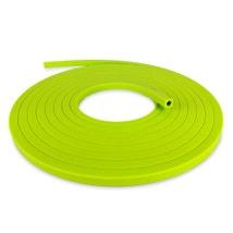 Silicone Gas Tubing, Square, 8mm diam - 10m Roll