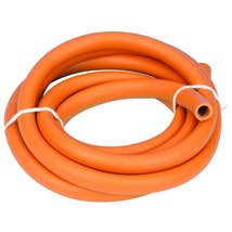 Tubing Rubber, Red Soft Quality, 4mm DISCONTINUING
