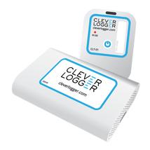 Clever Logger Starter Kit, Gateway & CLT-01 Logger