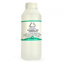 Ethanol Undenatured 100% LR, PERMIT REQ.