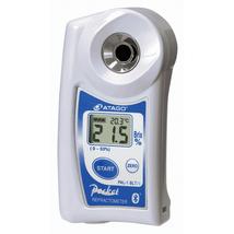 PAL-1 Digital Refractometer, Brix 0 - 53%, Bluetooth