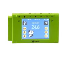 PANDA Environment Logger Kit, 9 Sensors, Display & Battery Module