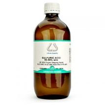 Sulfuric Acid 95-98% LR
